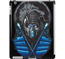Sub-Zero Mortal Kombat iPad Case/Skin