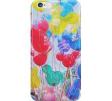 Disneyland Balloons #7 iPhone Case/Skin