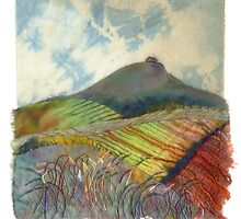 Woodborough Hill by Margaret M Roberts