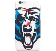 Chicago Flag Bears Logo iPhone Case/Skin