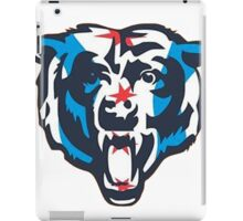 Chicago Flag Bears Logo iPad Case/Skin