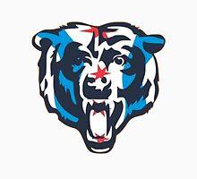 Chicago Flag Bears Logo Unisex T-Shirt