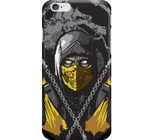 Scorpion Mortal Kombat iPhone Case/Skin