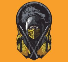 Scorpion Mortal Kombat by Alienbiker23