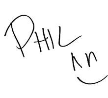 ╰☆╮Phil Lester Signature!!╰☆╮ by AlexandraLester