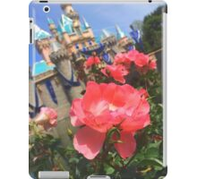 Disneyland's Sleeping Beauty Castle #8 iPad Case/Skin