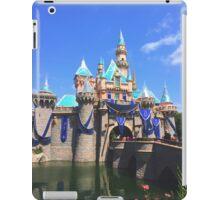 Disneyland's Sleeping Beauty's Castle #9 iPad Case/Skin