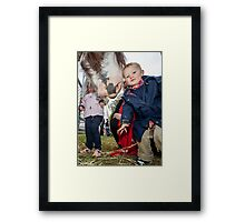 Red Hill Show 2015 28 Framed Print