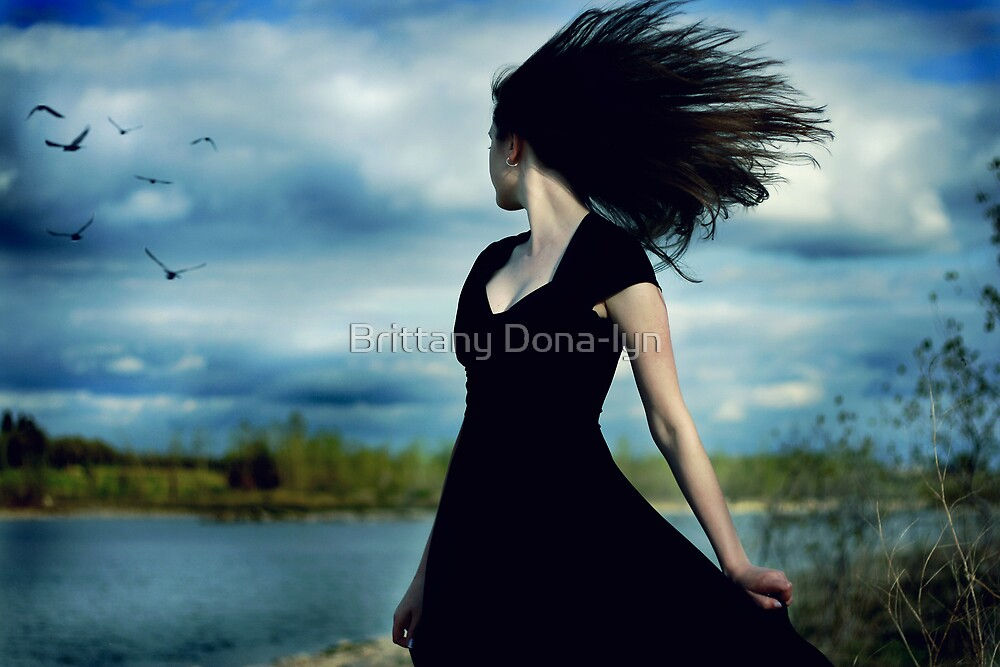 A storm is coming by Brittany Dona-lyn