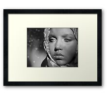 Glaring Sunlight Framed Print