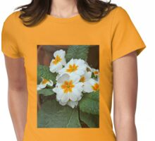 Precious Primrose Womens Fitted T-Shirt