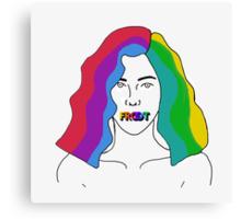 Marina & The Diamonds - Froot Canvas Print
