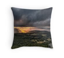 Hartley Valley - Little Ray of Sunshine Throw Pillow