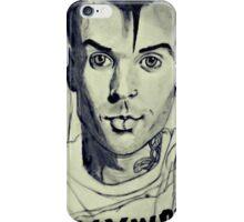 Travis Barker iPhone Case/Skin