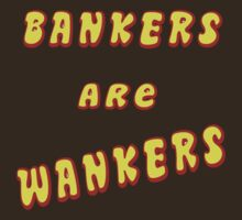 BANKERS T-Shirt