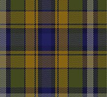 00365 Wicklow County, Crest Range District Tartan  by Detnecs2013