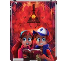 WHAT KIND OF DISASTER INDEED iPad Case/Skin