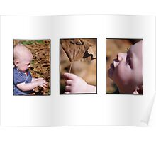 autumn baby - a story in pictures Poster