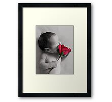 With Love Framed Print
