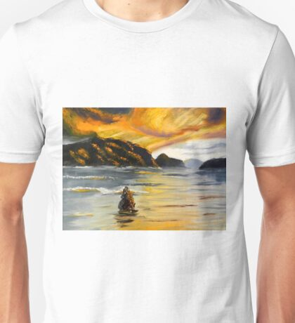 Lake Wahatipu Queenstown NZ Unisex T-Shirt