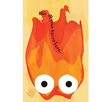 Calcifer's Curse Variant Photographic Print