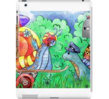 Rocket Snail iPad Case/Skin