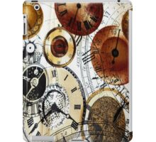 Time 2 iPad Case/Skin