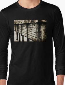 Long time ago when we would write Long Sleeve T-Shirt