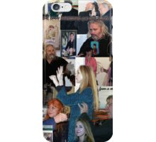 Tap, tap, tap........Who's there?  iPhone Case/Skin