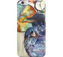 Legend of the Raven iPhone Case/Skin