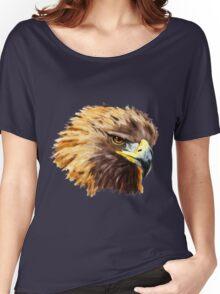 Golden Eagle (Shirt) Women's Relaxed Fit T-Shirt