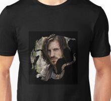 Merlin- Gwain Camelot Crest Unisex T-Shirt