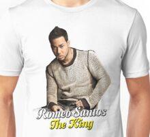 """THE KING"" of Bachata 4th - Romeo Santos  Unisex T-Shirt"