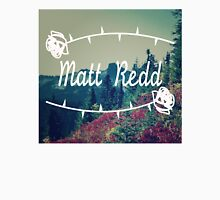 Matt Redd Wilderness Shirt, Sweaters and Stickers! Unisex T-Shirt