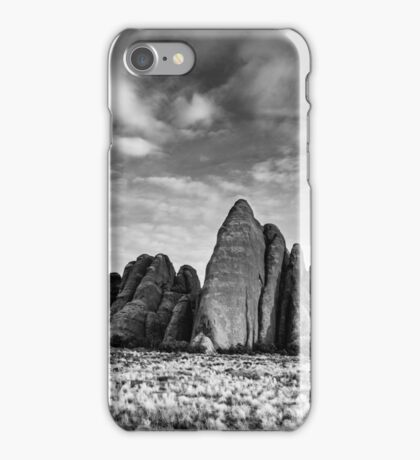 Perfect Fins – Arches National Park, Utah iPhone Case/Skin