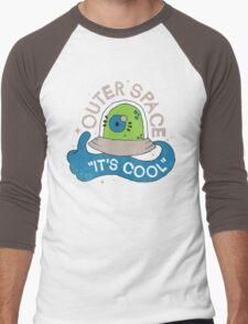 OUTER SPACE! Men's Baseball ¾ T-Shirt