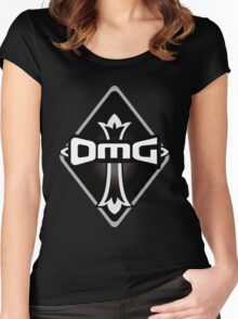 LPL - OMG (OH MY GOD) Women's Fitted Scoop T-Shirt