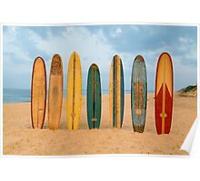 Longboards Poster