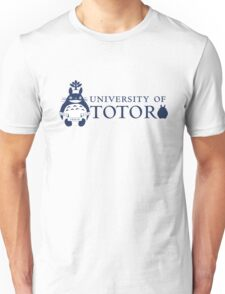 University of Totoro Unisex T-Shirt