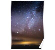 Clouds Give Way – Bryce Canyon National Park, Utah Poster