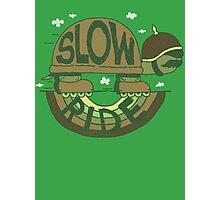 Slow Ride Photographic Print