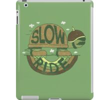 Slow Ride iPad Case/Skin