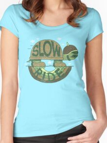 Slow Ride Women's Fitted Scoop T-Shirt