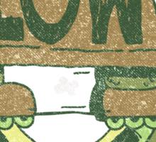 Slow Ride Sticker