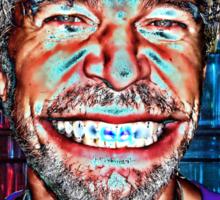 Solarized Filter Over Smile Sticker