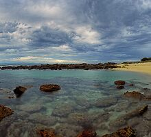 Castaway Beach by David Haworth