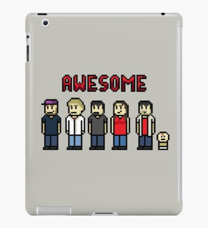 Awesome Video Game iPad Case/Skin