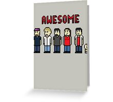 Awesome Video Game Greeting Card