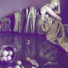 When appels are purple by Nour Kasem