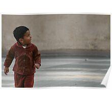Abu Dhabi Boy Poster